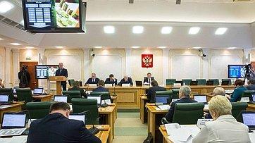 Расширенное заседание Комитета СФ побюджету ифинансовым рынкам. Запись трансляции от11февраля 2019года