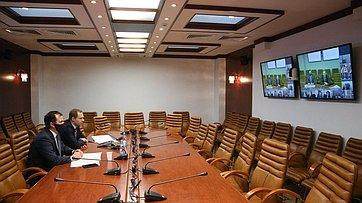 «Круглый стол» натему «Омерах попротиводействию производству ииспользованию контрафактной продукции для авиационной техники» вформате видеоконференции. Запись трансляции от16ноября 2020года