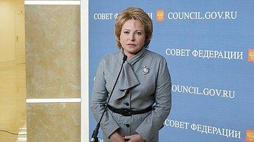 Спикер СФ: Задача комитета поподдержке жителей Юго-Востока Украины— координировать помощь