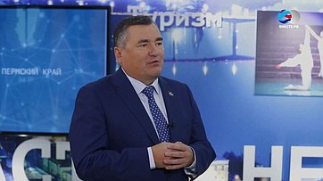 В. Сухих окурсе наразвитие Пермского края