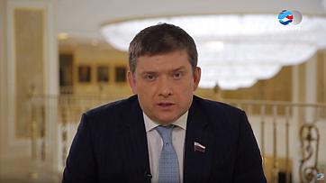 Н.Журавлев окомплексе мер, предпринимаемых для поддержки экономики всвязи сэпидемией коронавируса