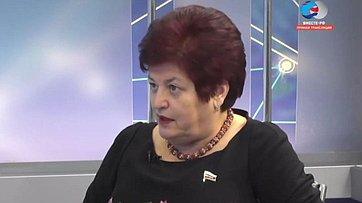 Л. Козлова о повышении пенсионного возраста в РФ