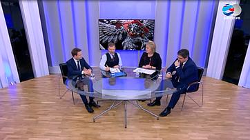 Развитие образования. Программа «Сенат» телеканала «Россия 24»